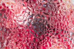 Colorful abstract background. Of water bubbles Stock Images