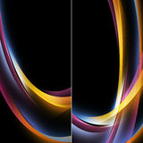 Colorful Abstract Backgrounds Royalty Free Stock Photos