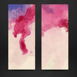 Colorful Abstract Banner Stock Photos