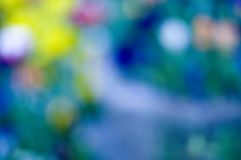 Colorful abstract blur Royalty Free Stock Photos