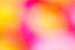 Colorful Abstract blurred background. Pink and yellow Abstract blurred background Royalty Free Stock Photo