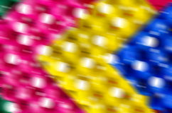 Colorful abstract blurs background Stock Image
