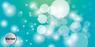 Colorful Abstract Bokeh Vector Background Royalty Free Stock Photo