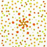 Colorful abstract bubbles. Filling the background Stock Images