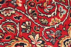 Colorful abstract carpet texture Stock Photography