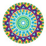 Colorful abstract circle design. Cute, eps10 Stock Photos