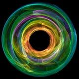Colorful abstract circle Royalty Free Stock Image