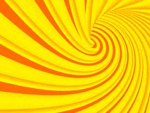 Colorful abstract 3d illustration spiral background.  Vector Illustration