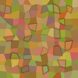 Abstract 3d polygonal background from rectangles Royalty Free Stock Photos