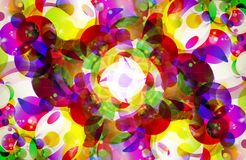 Colorful Abstract Design Royalty Free Stock Photo