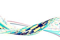 Colorful abstract design Stock Photos