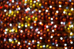 Colorful abstract dots Royalty Free Stock Image