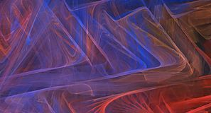 Colorful abstract fractal background. Image Stock Photography