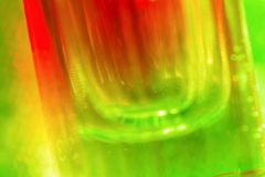 Colorful abstract glass bachground Royalty Free Stock Photo