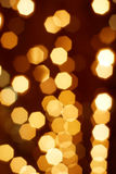 Colorful abstract gold holiday Royalty Free Stock Photography