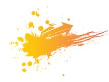 Colorful abstract illustration Royalty Free Stock Photos