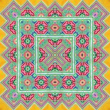 Abstract kaleidoscope or endless pattern. Stock Images