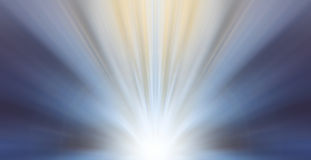 Colorful abstract light rays Stock Photos