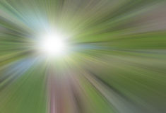 Colorful abstract light rays Royalty Free Stock Photography