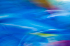 Colorful abstract light vivid color blurred background. Stock Images