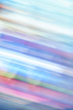 Colorful abstract light vivid color blurred background. Stock Photography