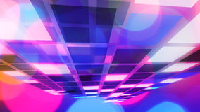 Colorful abstract lights background Stock Photography