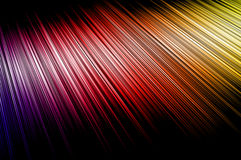 Colorful abstract lines for background Stock Photo