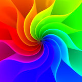 Colorful abstract lines for background Stock Images