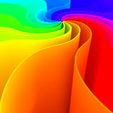 Colorful abstract lines for background Royalty Free Stock Photography