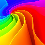Colorful abstract lines for background Royalty Free Stock Photo