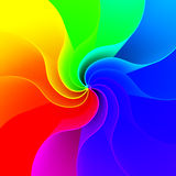 Colorful abstract lines for background Royalty Free Stock Image