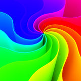 Colorful abstract lines for background Royalty Free Stock Photos