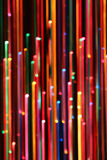 Colorful Abstract Lines Royalty Free Stock Photo