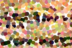 Colorful dots. Colorful Abstract made of dots Background Stock Images