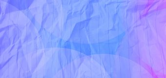 Colorful abstract magenta sky blue multi colors effects eclipse crumpled paper Background. royalty free illustration