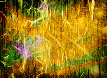 Colorful abstract messy background. Royalty Free Stock Photo