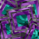 Colorful abstract modern backdrop,  illustration Royalty Free Stock Photos