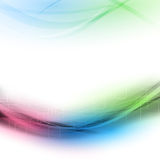 Colorful abstract modern stylish background Stock Images
