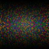 Colorful abstract mosaic Royalty Free Stock Image