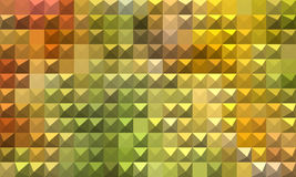 Colorful abstract mosaic background stock illustration