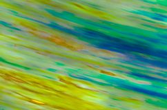 Colorful abstract background illustration. Colorful abstract movement pattern, vibrant textured illustration Royalty Free Stock Photography