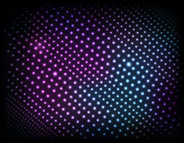 Colorful abstract neon background. royalty free illustration