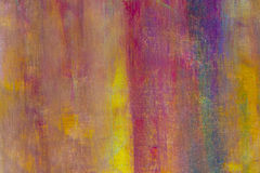 Colorful abstract oil painting background Stock Photography