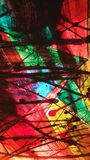 Colorful Abstract Painting. Background for your design Royalty Free Stock Image