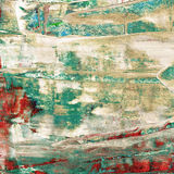 Colorful abstract painting. Grunge colorful abstract oil painting Stock Photo