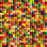 Colorful abstract pattern. Abstract colorful geometric pattern background Royalty Free Stock Photography
