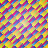 Colorful abstract pattern Royalty Free Stock Photos