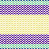Colorful abstract pattern with rectangular Royalty Free Stock Photos