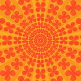 Colorful Abstract Psychedelic Art Background. Royalty Free Stock Image