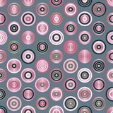 Colorful Abstract Random Circles Texture, Background Pattern Royalty Free Stock Images